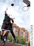 Купить «Баскетбол», фото № 279819, снято 9 мая 2008 г. (c) Нестерова Анна / Фотобанк Лори