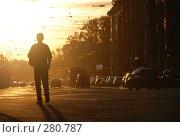 Купить «Закат», фото № 280787, снято 2 августа 2007 г. (c) Нестерова Анна / Фотобанк Лори