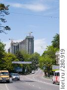 Купить «Строительство домов в Сочи», фото № 280919, снято 11 мая 2008 г. (c) Игорь Р / Фотобанк Лори