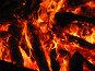 Оранжевое пламя, фото № 282715, снято 27 июля 2017 г. (c) Вадим Кондратенков / Фотобанк Лори