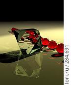 Купить «Преломление», иллюстрация № 284691 (c) Геннадий Соловьев / Фотобанк Лори