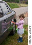 Купить «Золушкино детство», фото № 288911, снято 17 мая 2008 г. (c) Екатерина Соловьева / Фотобанк Лори