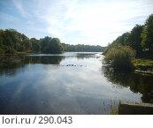 Озеро. Стоковое фото, фотограф Александр Бобиков / Фотобанк Лори