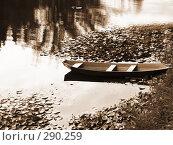 Купить «Тихая заводь», фото № 290259, снято 9 сентября 2007 г. (c) Анна Янкун / Фотобанк Лори