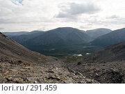Купить «Хибинские горы, Мурманская область», фото № 291459, снято 21 августа 2006 г. (c) Александр Максимов / Фотобанк Лори