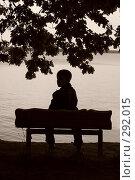 Купить «Одиночество», фото № 292015, снято 16 мая 2008 г. (c) Сницарь Александр / Фотобанк Лори
