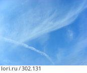 Купить «Небо с облаками», эксклюзивное фото № 302131, снято 28 мая 2008 г. (c) lana1501 / Фотобанк Лори