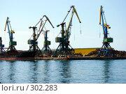 Купить «Порт», фото № 302283, снято 28 мая 2008 г. (c) RedTC / Фотобанк Лори