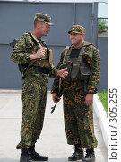 Купить «Минутка перед построением в суточный наряд», эксклюзивное фото № 305255, снято 10 марта 2007 г. (c) Free Wind / Фотобанк Лори