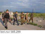 Купить «И на рассвете вперёд. Чечня», эксклюзивное фото № 305299, снято 17 мая 2008 г. (c) Free Wind / Фотобанк Лори