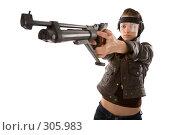 Купить «Стрелок», фото № 305983, снято 24 мая 2008 г. (c) Валентин Мосичев / Фотобанк Лори