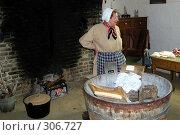 Купить «Прачка», фото № 306727, снято 4 июля 2004 г. (c) Вячеслав Смоленский / Фотобанк Лори