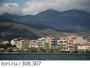 Купить «Побережье Греции», фото № 308307, снято 10 марта 2008 г. (c) Gagara / Фотобанк Лори