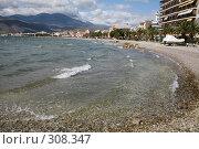 Купить «Побережье Греции», фото № 308347, снято 10 марта 2008 г. (c) Gagara / Фотобанк Лори
