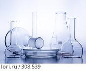 Купить «Пустые пробирки в лаборатории», фото № 308539, снято 17 февраля 2008 г. (c) Triff / Фотобанк Лори