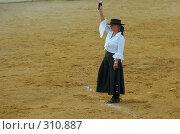 Купить «Коррида», эксклюзивное фото № 310887, снято 13 августа 2006 г. (c) Знаменский Олег / Фотобанк Лори
