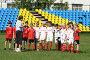 Детская футбольная команда г.Балашиха, эксклюзивное фото № 312423, снято 15 августа 2007 г. (c) Дмитрий Неумоин / Фотобанк Лори