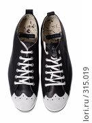 Купить «Туфли на белом фоне», фото № 315019, снято 29 мая 2007 г. (c) Илья Лиманов / Фотобанк Лори