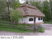 Купить «Киев. Пирогово. Этнографический музей», фото № 315691, снято 1 мая 2008 г. (c) Julia Nelson / Фотобанк Лори