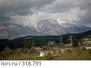 Купить «Греция.Гора Парнас.», фото № 318791, снято 9 марта 2008 г. (c) Gagara / Фотобанк Лори