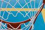 Баскетбольная корзина, фото № 321123, снято 24 мая 2004 г. (c) Кравецкий Геннадий / Фотобанк Лори