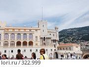 Купить «Фрагмент княжеского дворца. Монако», фото № 322999, снято 14 июня 2008 г. (c) Екатерина Овсянникова / Фотобанк Лори