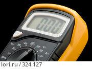Купить «Измерительный прибор», фото № 324127, снято 16 июня 2008 г. (c) Угоренков Александр / Фотобанк Лори