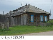 Купить «Домик в деревне», фото № 325019, снято 10 июня 2008 г. (c) Талдыкин Юрий / Фотобанк Лори