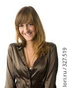 Купить «Смеющаяся девушка», фото № 327519, снято 7 июня 2006 г. (c) Алексей Попрыгин / Фотобанк Лори