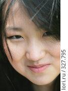 Купить «Восточная девушка», фото № 327795, снято 10 июня 2008 г. (c) Astroid / Фотобанк Лори