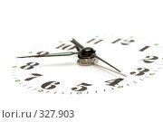 Купить «Часы», фото № 327903, снято 17 июня 2008 г. (c) Угоренков Александр / Фотобанк Лори