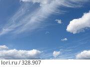 Купить «Небесные пейзажи», фото № 328907, снято 15 июня 2008 г. (c) Владимир Тимошенко / Фотобанк Лори