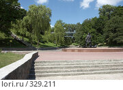 Купить «Городской парк в Гомеле», фото № 329211, снято 14 июня 2008 г. (c) Татьяна Колесникова / Фотобанк Лори