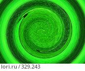 Купить «Капли росы на зеленой спирали», фото № 329243, снято 22 октября 2018 г. (c) A Челмодеев / Фотобанк Лори