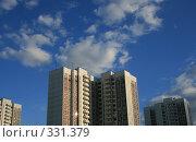 Зеленоград. Стоковое фото, фотограф Гордиенко Данил / Фотобанк Лори