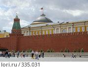 Купить «Москва. Красная площадь», фото № 335031, снято 25 июня 2008 г. (c) Julia Nelson / Фотобанк Лори