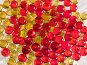 Красные и желтые капсулы, фото № 335895, снято 8 июня 2008 г. (c) Яков Филимонов / Фотобанк Лори