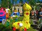 Конкурс скульптур из воздушных шаров. Петрозаводск 2008., фото № 338723, снято 28 июня 2008 г. (c) Ноева Елена / Фотобанк Лори