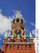 Купить «Москва. Символ России», фото № 347087, снято 25 июня 2008 г. (c) Julia Nelson / Фотобанк Лори