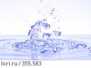 Купить «Вода», фото № 355583, снято 13 июля 2008 г. (c) Сергей Лаврентьев / Фотобанк Лори