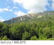 Купить «Северный Кавказ», фото № 360875, снято 11 июля 2008 г. (c) Влад / Фотобанк Лори