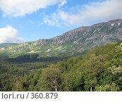 Купить «Северный Кавказ», фото № 360879, снято 11 июля 2008 г. (c) Влад / Фотобанк Лори