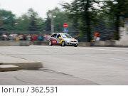 Купить «RTCC Автогонки», фото № 362531, снято 19 июля 2008 г. (c) Владимир Кириченко / Фотобанк Лори