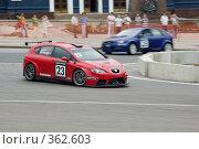 Купить «RTCC Автомобильные гонки», фото № 362603, снято 19 июля 2008 г. (c) Владимир Кириченко / Фотобанк Лори