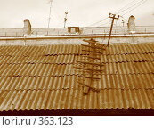 Купить «Лестница в небо», фото № 363123, снято 2 июля 2008 г. (c) Марат Кабиров / Фотобанк Лори