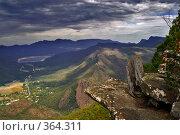 Купить «Грампианские горы, Австралия», фото № 364311, снято 24 апреля 2005 г. (c) Кирилл Савельев / Фотобанк Лори