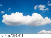 Купить «Небо», фото № 365411, снято 30 июня 2008 г. (c) Сергей Сухоруков / Фотобанк Лори
