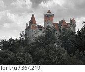 Купить «Замок Дракулы», фото № 367219, снято 26 июня 2008 г. (c) Анна Янкун / Фотобанк Лори