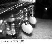 Купить «Гитара», фото № 372191, снято 25 июля 2008 г. (c) Алешина Екатерина / Фотобанк Лори