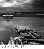 Купить «Вышка для прыжков в воду», фото № 376427, снято 22 января 2019 г. (c) Сергей Костюров / Фотобанк Лори